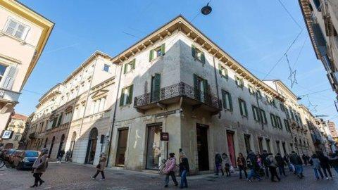 Verona, Cattolica riapre Palazzo Realdi: sarà un hotel