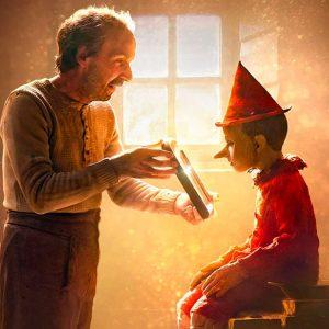 Cinema: il Pinocchio di Garrone su FIRST Arte