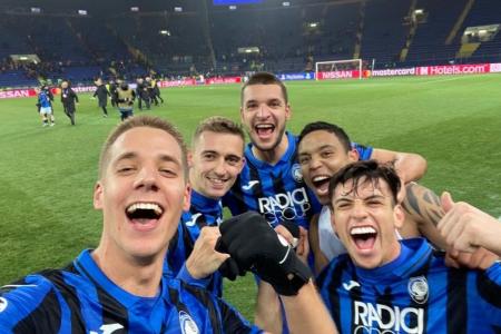 Champions, la Juve fa la Juve ma l'Atalanta fa l'impresa storica