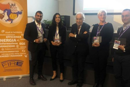 Hera vince il premio Fire per l'efficienza energetica