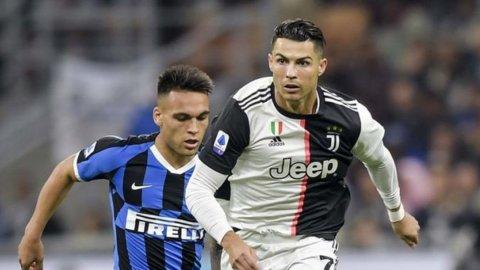Juventus e Inter, un duello-scudetto come non si vedeva da anni