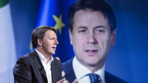 Vaccino anti-Covid obbligatorio o no? Renzi contro Conte