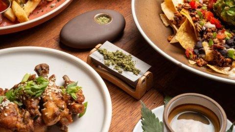 Su First&Food ricetta e ristorante alla… cannabis