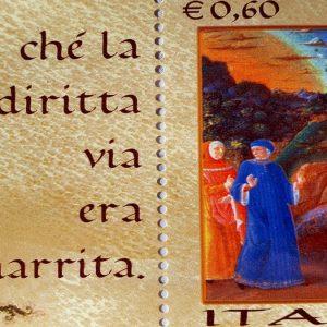Poste: per l'anniversario di Dante aiuti in 70 Comuni
