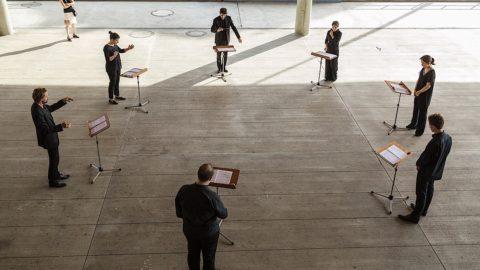 Art City Bologna 2020, l'ultima performance al Teatro Comunale