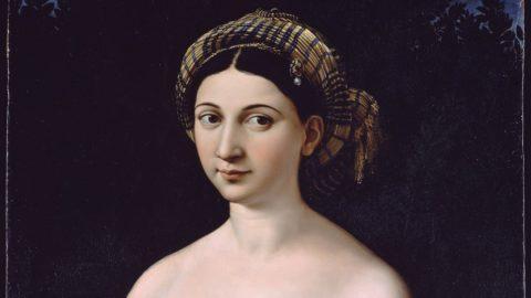 """La """"Fornarina"""" di Raffaello a Palazzo Barberini per 3 giorni"""