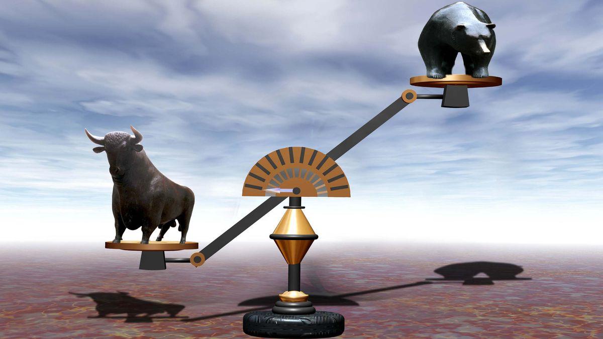 Borsa, Toro e Orso