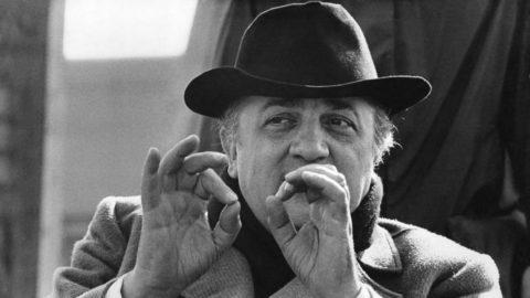 Federico Fellini: 100 anni fa la nascita del grande regista