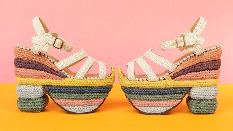 Le scarpe sostenibili di Ferragamo