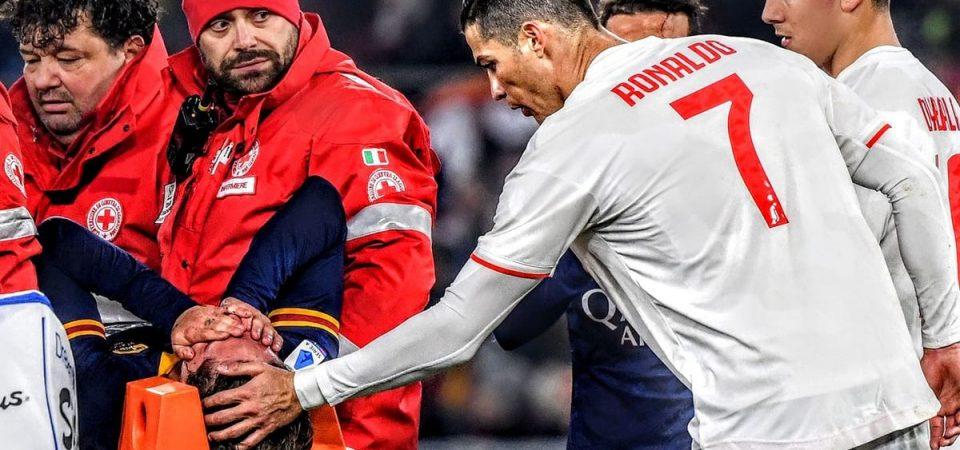 Juve campione d'inverno: espugna Roma che piange per Zaniolo