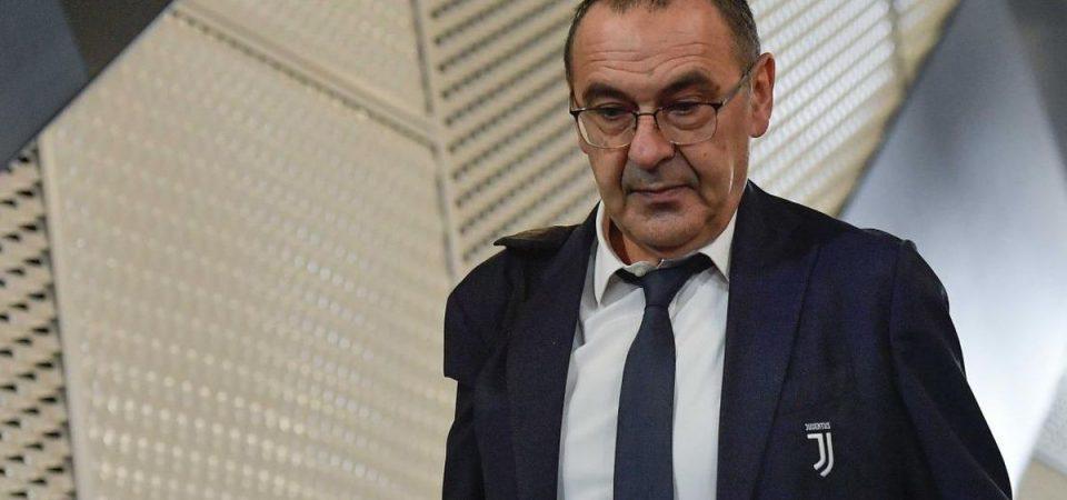 Napoli-Juve, Sarri contro il suo passato e l'Inter spera di approfittarne