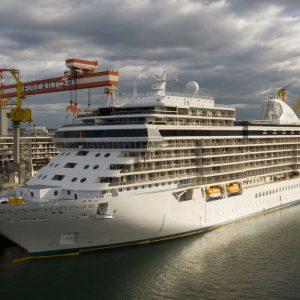 Fincantieri consegna la nuova Seven Seas e naviga nel lusso