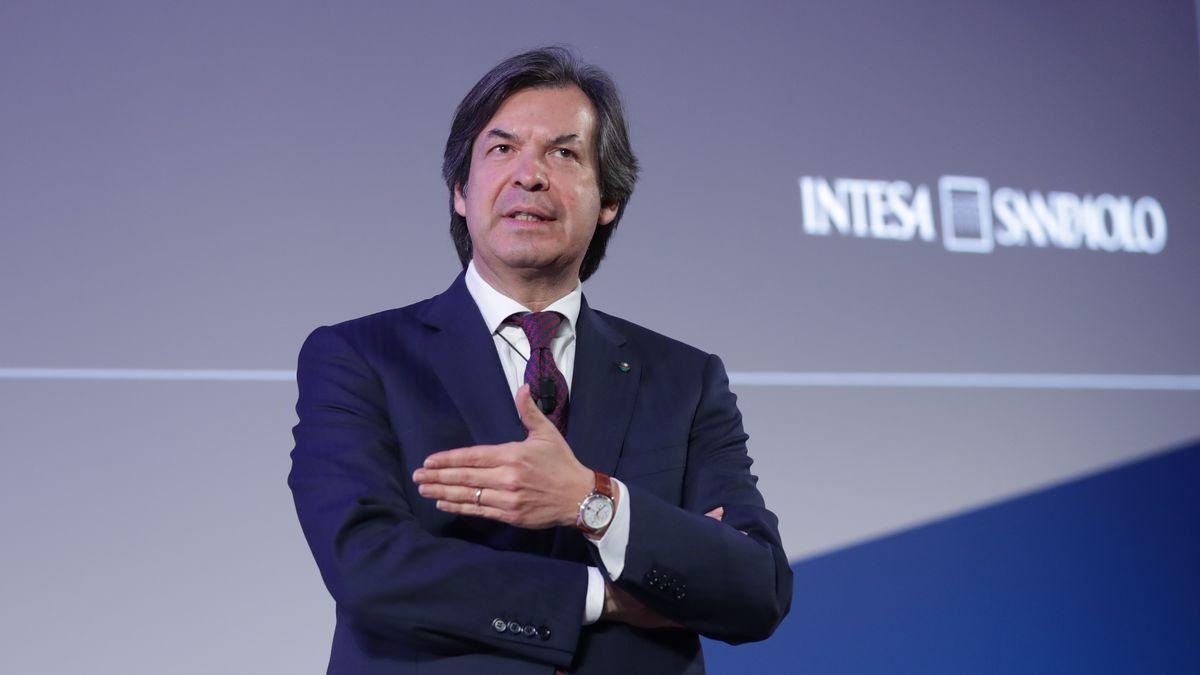 Carlo Messina CEO di Intesa Sanpaolo