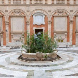 Palazzo Madama apre i suoi cortili segreti al pubblico