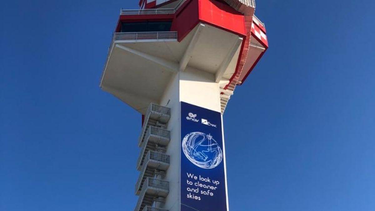 Torre controllo Fiumicino