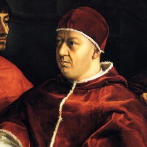 """Raffaello: Leone X è """"opera inamovibile"""" e non deve lasciare gli Uffizi"""