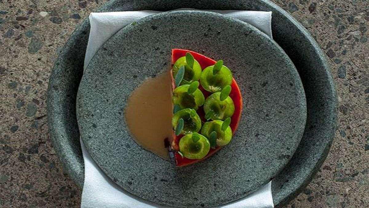 Cucina endemica di Rodolfo Guzman chef cileno