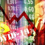 Borse in profondo rosso: i nuovi contagi fanno paura