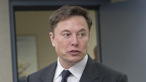 Elon Musk ceo di Tesla