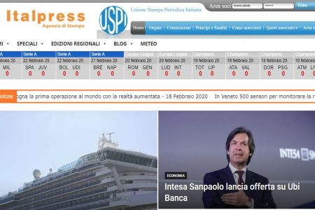 Editoria, accordo tra Uspi e Italpress