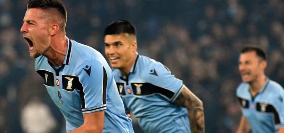 Lazio vera anti-Juve: batte l'Inter e sale a 1 punto dai bianconeri