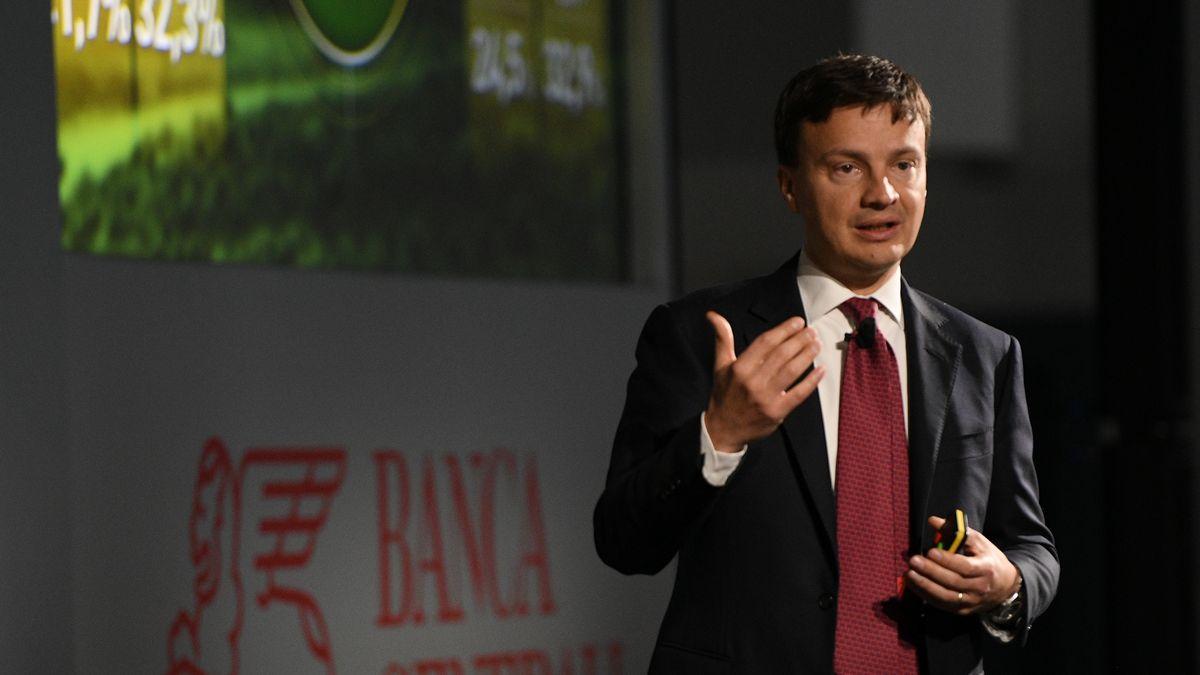 Gian Maria Mossa Ad Banca Generali