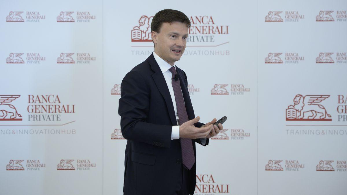 Gian Maria Mossa Banca Generali