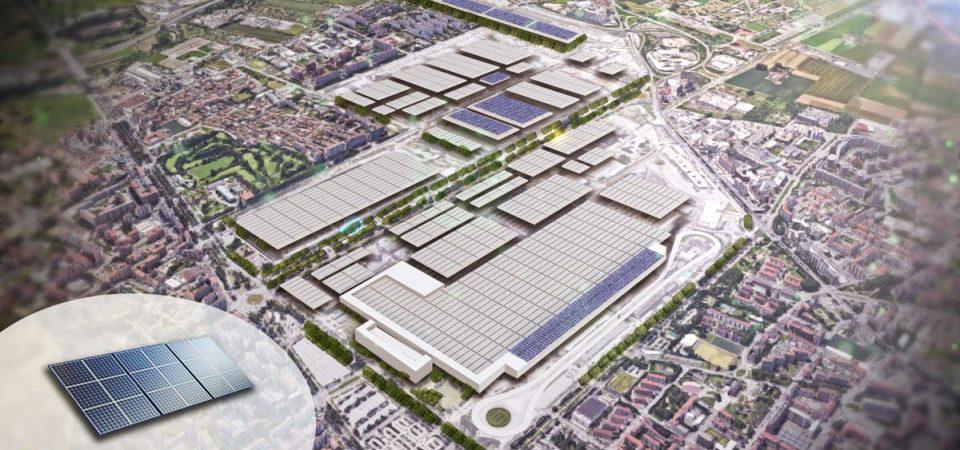 Fca, fotovoltaico sui tetti di  Mirafiori e 100 nuovi assunti