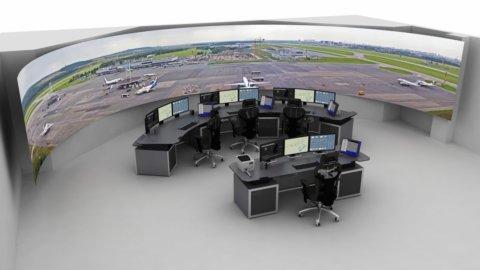 Aeroporti, ecco la prima torre di controllo in Intelligenza artificiale