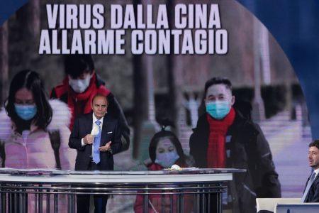 Coronavirus in tv: informare non è solo contare morti e contagi