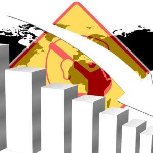 Fmi, allarme 2020: Pil Italia a -9,1%, peggior crisi dal 1930