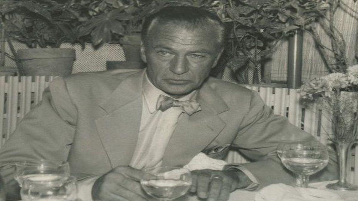 Fettuccine Alfredo alla Scrofa: Gary Cooper