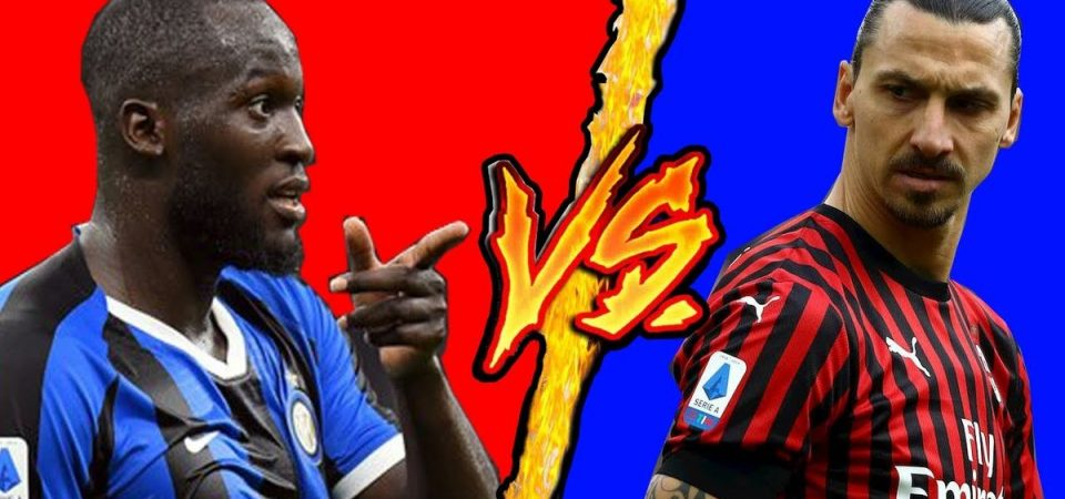 Derby Inter-Milan: scudetto o Europa la vera posta in gioco