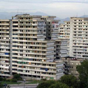 Napoli, Scampia: addio alla vergogna della Vela verde