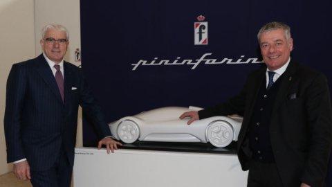 Pininfarina, l'eccellenza made in Italy festeggia 90 anni