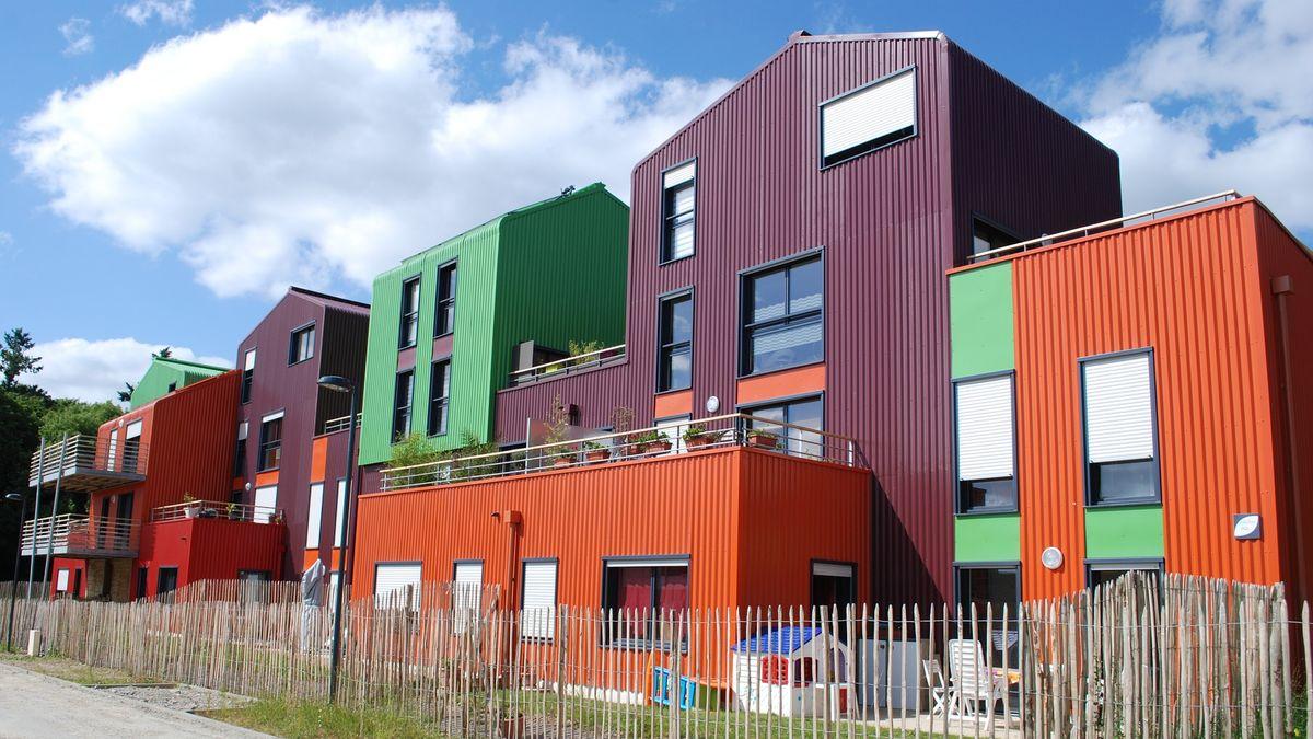 Casa e social housing