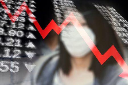 Il virus travolge Wall Street. A Milano si salva solo Cnh