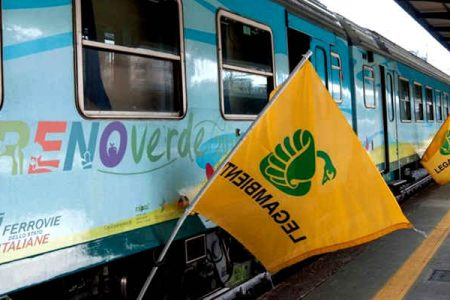 """FS-Legambiente: parte il """"Treno Verde"""" 2020"""