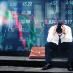 Wall Street inciampa nell'anniversario del Black Monday