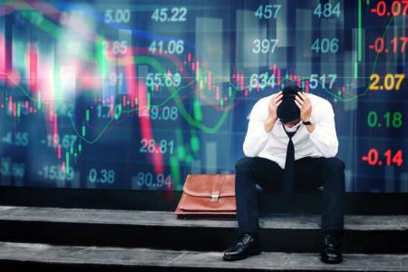 Wall Street, perdite record: i mercati bruciano 3 mila miliardi