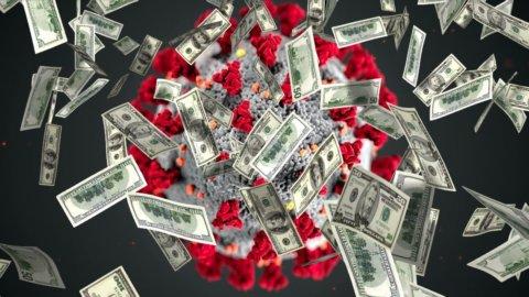 Usa: accordo sul budget, ma la variante Covid allarma i mercati
