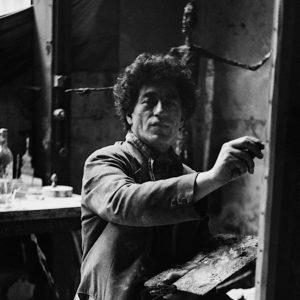 Alberto Giacometti: grafica e libri d'artista al m.a.x.