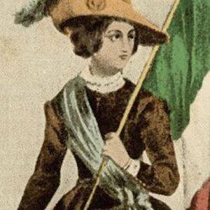 Enrichetta Caracciolo: da una storia dolorosa un grande best seller agli albori del Regno d'Italia