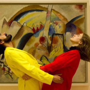 #larteresiste: Collezione Peggy Guggenheim (Venezia) sui canali social
