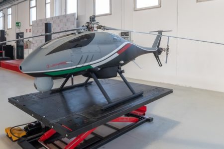 Leonardo include i superdroni nei servizi di addestramento