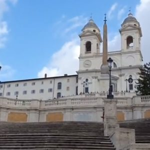 Coronavirus a Roma: la città si svuota (VIDEO)