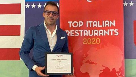 Del Piero premiato dal Gambero Rosso e le ricette della chef Ceraudo