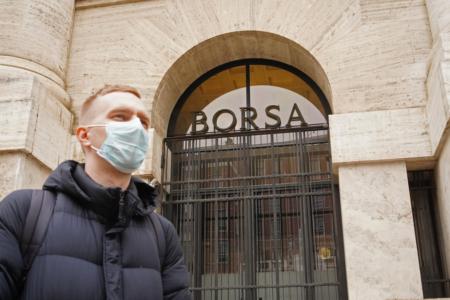 Borsa: banche italiane meglio delle europee nel 2020