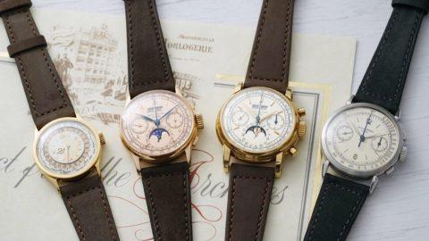 "Patek Philippe: ""quattro rari orologi"" in asta a Ginevra"