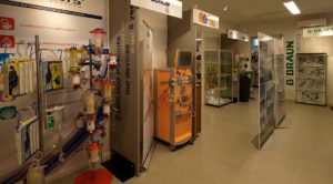 Mirandola, distretto biomedicale